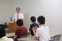 東日本大震災被災地域での医療体験実習を行いました