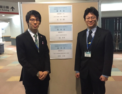 2月20日に開催された第207回日本内科学会東北地方会初期研修医プレナリーセッションで、当院の初期研修医1年次の曽我天馬先生が優秀賞を受賞しました。